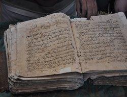 Bodrum'da 1200 yıllık Kur'an-ı Kerim bulundu