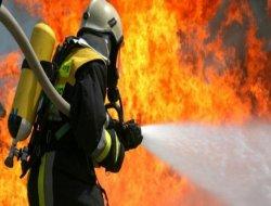 Belediye Başkanına ait benzinlik ateşe verildi