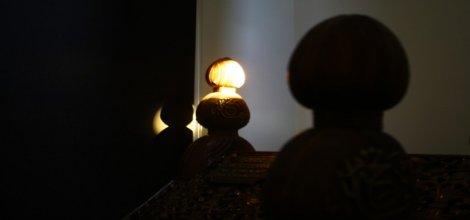 Tillo'daki ışık hadisesi izleyenleri büyüledi