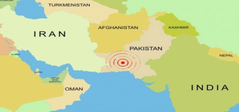 Pakistan'da büyük deprem