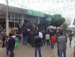 HÜDA PAR Gürbüz teşkilatı açıldı
