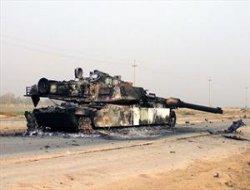 Afganistan`da NATO Tankı İmha Edildi