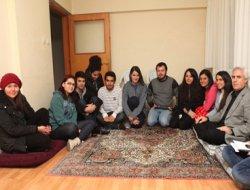 CHP' li Bozbey'den kızlı-erkekli evlere ziyaret