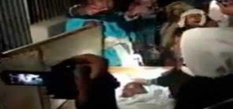 Abdülkadir Molla'nın cenaze namazı - video