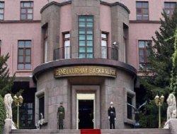 Genelkurmay Başkanlığı: 35 PKK'li öldürüldü