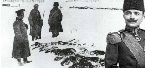 Enver Paşa'nın torunu: 'Sarıkamış'ta askerler donarak öldü' iddiası yalan!