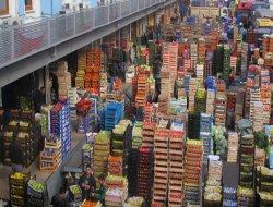 İstanbul'a 4 gün sebze ve meyve girmeyecek
