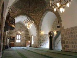 Belen'deki Kanuni Sultan Süleyman Camii tarih kokuyor