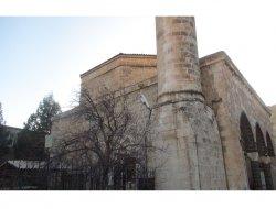Çermik'in Tarihi Ulu Cami, yüzyıllardır manevi haz yaşatıyor
