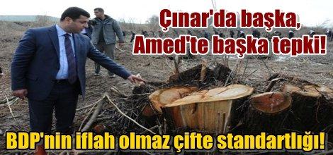 BDP'nin iflah olmaz çifte standartlığı!