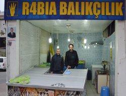 """Rize'de mazlumlara """"R4BİA""""lı destek"""