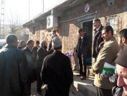 HÜDA PAR Hani İlçe Teşkilatı'ndan köylere ziyaret