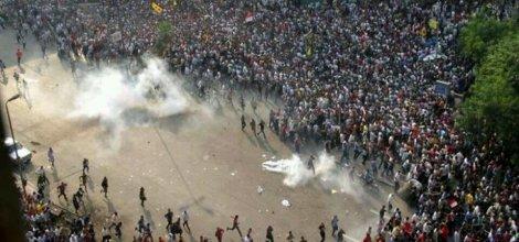 Mısırda 529 kişiye idam cezası!