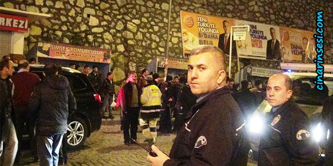 Bitlis Mutki'de seçim kavgası
