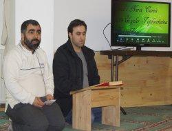 Said'i Nursi Camii üyeler toplantısı düzenlendi
