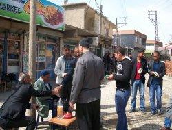 Hani İrşad-Der 2 bin Kuran-ı Kerim dağıttı