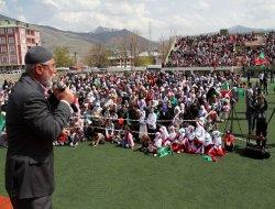 Muradiye'de Kutlu Doğum etkinliği