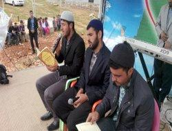 Eğil'in Akalan köyünde Kutlu Doğum etkinliği