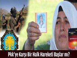 PKK'ye Karşı Bir Halk Hareketi Başlar mı?
