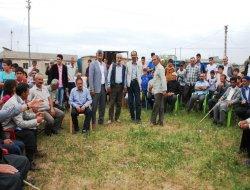 Eğil'de köylülerden DEDAŞ'a isyan