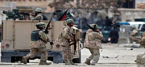 Afganistan'da Taliban'a operasyon: 105 ölü