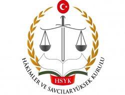 Çınar'a yeni atanan 1 hâkim için gözaltı kararı