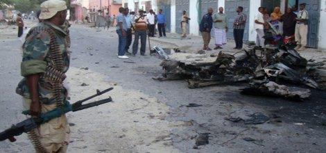 Kenya Eş Şebab'a saldırdı: 80 ölü