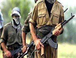 Yol kesen PKK'liler otobüs yaktı
