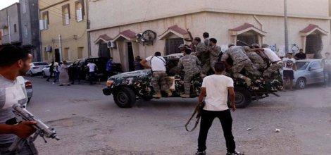 Libya iç savaşın eşiğinde