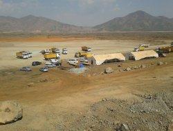 İslâhiye'ye 25 bin kişilik çadır kent