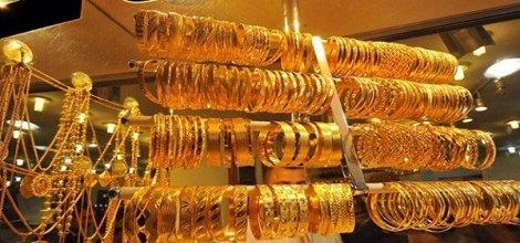 Altın fiyatları rekor seviyeye ulaştı