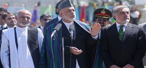 Afganistan'ın yeni cumhurbaşkanı belli oldu