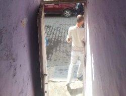 Hani'de Okuma Salonuna Molotoflu Saldırı