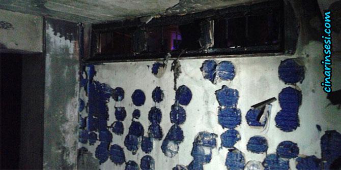 PKK-HDPLi çeteler Umut Der'i yaktı