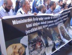 PKK vahşeti Konya'da kınandı
