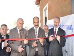 Muş'ta Muhammed Mursi Camii açıldı