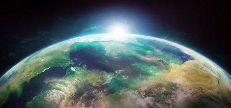 Dünya'nın yarısı üç gün karanlığa gömülecek