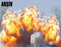 Tunceli'de patlama: 1 asker yaralı