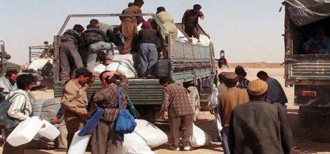 Afganistan ekonomisi çökmek üzere