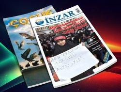 İnzar Dergisi Ocak 2015 sayısı çıktı