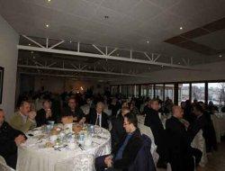 Gebze'deki gazeteciler kahvaltıda buluştu