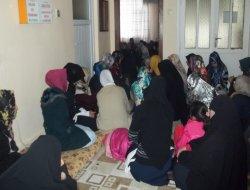 Ergani'de 'Tesettür Semineri' düzenledi