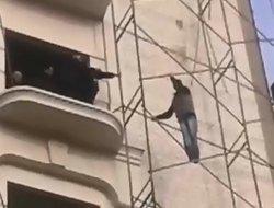 Iğdır'da intihar girişimi