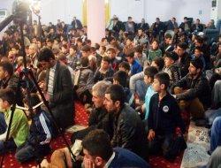 Gürbüz'de 'Şehitler Gecesi' etkinliği düzenlendi