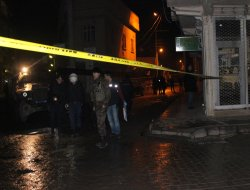 Ahlat İlçe Emniyet Müdürlüğü'ne roketli saldırı