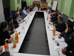 Avrupa Peygamber Sevdalıları Platformu'nun İstişare Toplantısı