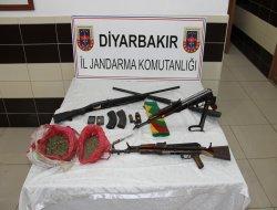 Çınar'da PKK baskınları; 7 gözaltı