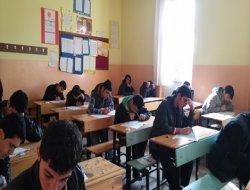 Çınar KDSS'de dereceye girenler açıklandı