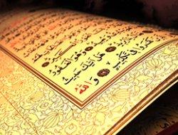 """Kur'an'a """"bilimsel"""" bakacaklarmış!"""