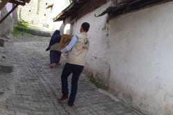 Avrupa Yetim Der Tokat'ta muhtaçları sevindirdi